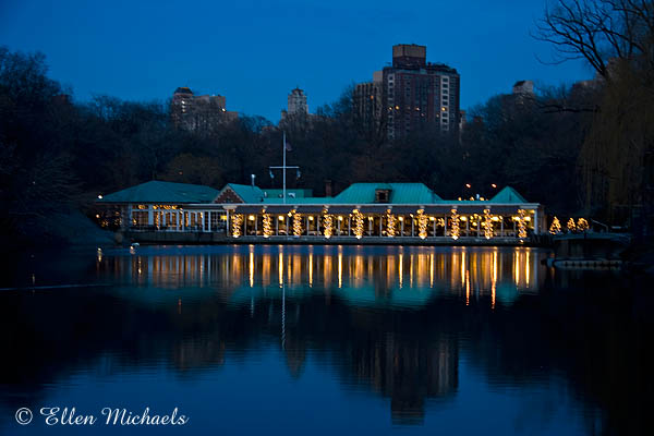 Central Park Loeb Boathouse